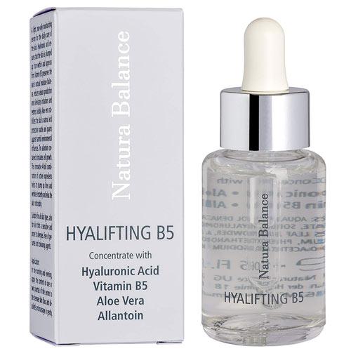 30ml Hyaluron 4in1 Serum Hyaluronsäure Vitamin B5 Allantoin Aloe Vera HYALIFTING